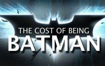 Combien ça coûte de devenir Batman?