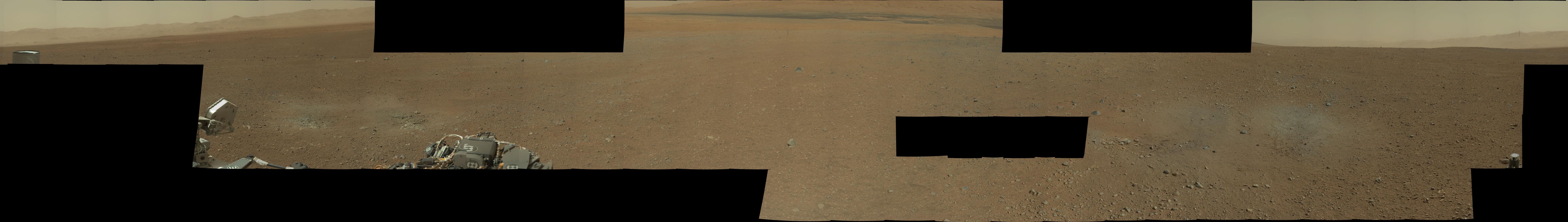curiosity-planete-mars-cratere-gale-1re-première-photo-panoramique-hd-haute-def