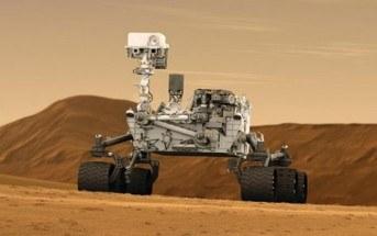 Curiosity : première image panoramique couleur de Mars en HD