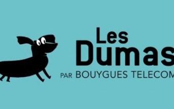 Les Dumas : web-série humoristique par Bouygues Telecom