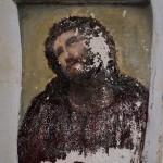 restauration-ratee-peinture-jesus-christ-fail-borja-espagne-02-abime