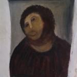 restauration-ratee-peinture-jesus-christ-fail-borja-espagne-03-massacre-ruine