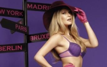Bar Refaeli en lingerie plus sexy que jamais pour Passionata 2012