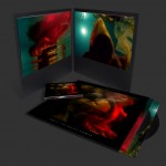 Flying Lotus : Until The Quiet Comes. Cover CD + vinyle, pochette album CD + vinyle.