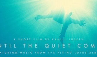 Flying Lotus : Until The Quiet Comes. Image article BuzzWebzine.