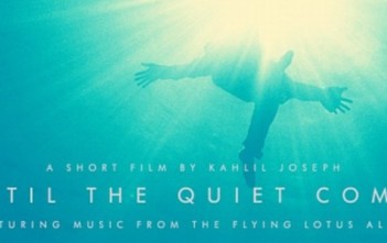 Flying Lotus : Until The Quiet Comes. Image article BuzzWebzine.
