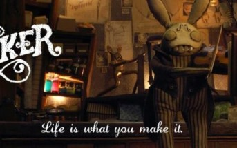 The Maker : magnifique court métrage d'animation en stop motion