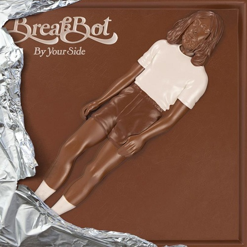 Breakbot - By your side - pochette cover album