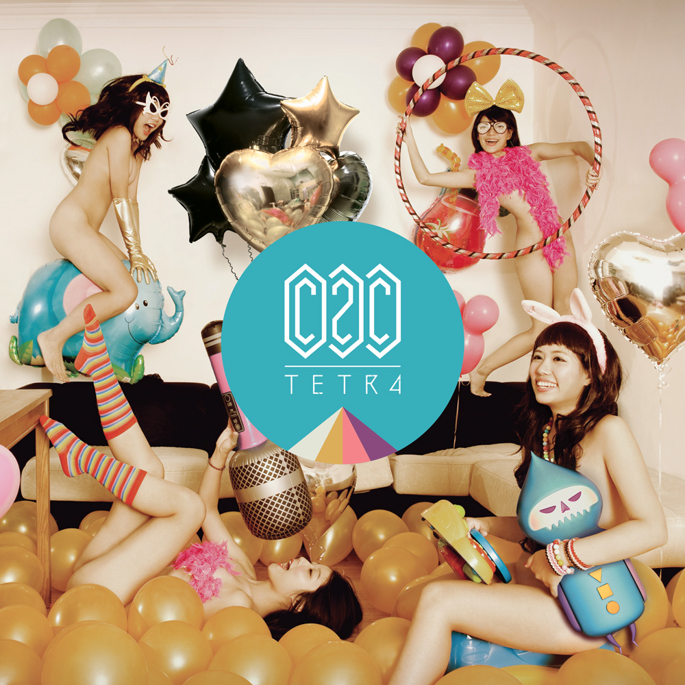 c2c tetra album pochette cover hd