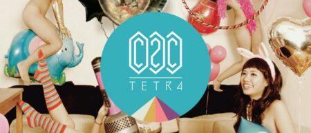 c2c tetra album pochette cover preview