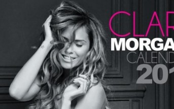Clara Morgane se met à nue dans son calendrier 2013 [Sexy]