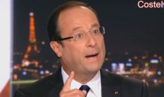 "François Hollande, le président normal qui chante Super Mario. Parodie humour ""par part"""
