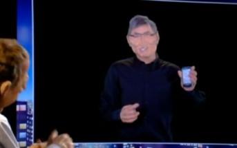 Humour iPhone 5 Apple : nous c'est la pomme, vous c'est les poires!