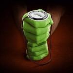 Illusion photo et peinture sur main par Ray Massey : 08 boite de dons