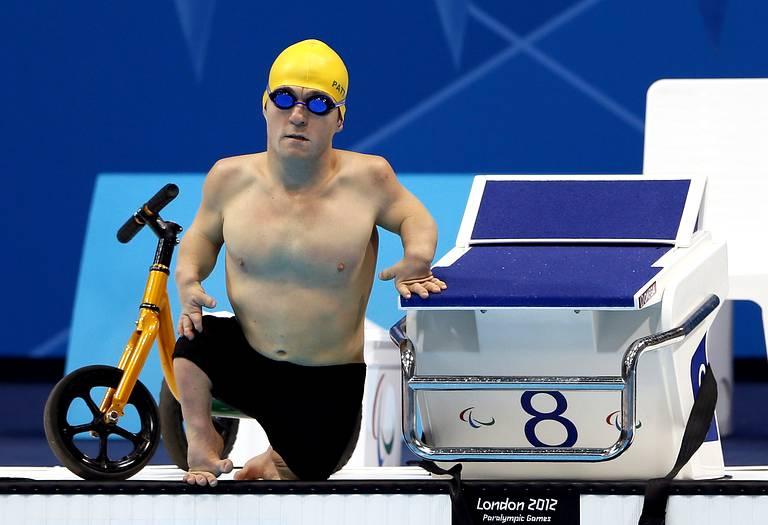 Grant Patterson (Australie) 50m nage libre catégorie S4.