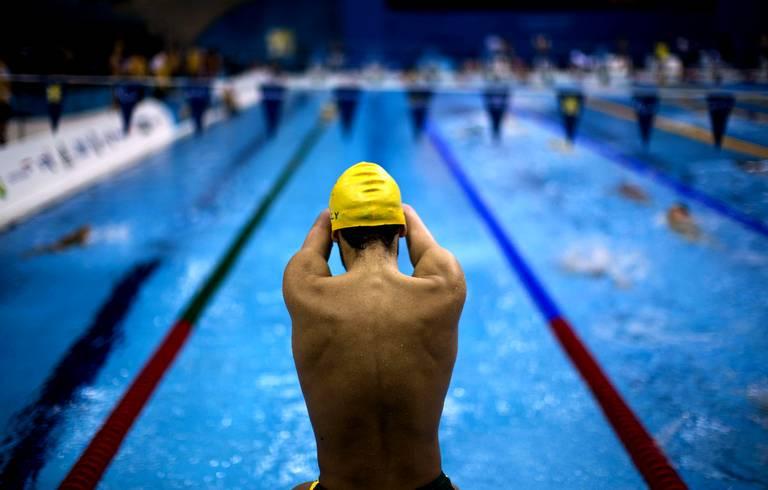 Reagan Wickens (Australie) 400m nage libre catégorie S6.
