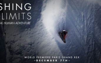 Pushing the limits : film documentaire sur les sports extrêmes