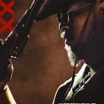 Django Unchained, affiche Officielle française avec Jamie Foxx. Nouveau film de Quentin Tarentino.