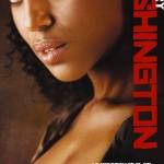 Django Unchained, affiche Officielle française avec Kerry Washington. Nouveau film de Quentin Tarentino.