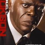 Django Unchained, affiche Officielle française avec Samuel L. Jackson. Nouveau film de Quentin Tarentino.