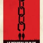 Django Unchained, affiche Officielle française teaser prochainement. Nouveau film de Quentin Tarentino.