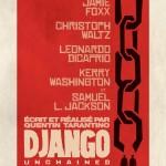 Django Unchained, affiche Officielle française teaser prochainement 2. Nouveau film de Quentin Tarentino.