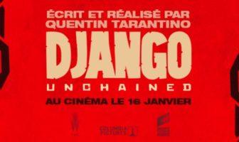 Django Unchained, nouveau film de Quentin Tarentino.