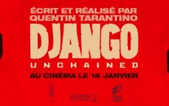 Django Unchained, nouveau film de Quentin Tarantino [bande annonce]