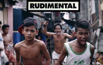 Rudimental, Not Giving In - clip tourné dans les bidonvilles de Manille