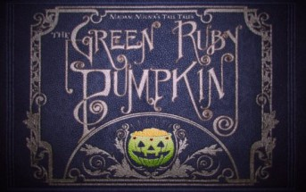 The Green Ruby Pumpkin : court-métrage fantastique d'Halloween