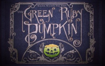 The Green Ruby Pumpkin : court-métrage fantastique d'Halloween par Miguel Ortega.