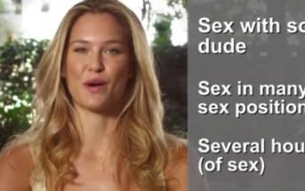 Bar Refaeli récolte des fonds sur Kickstarter pour faire une Sex Tape