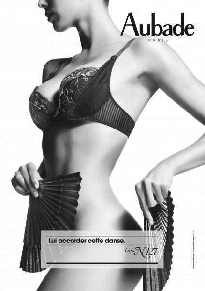 """Calendrier Aubade 2013. Leçon de séduction n°127 : """"Lui accorder cette danse""""."""