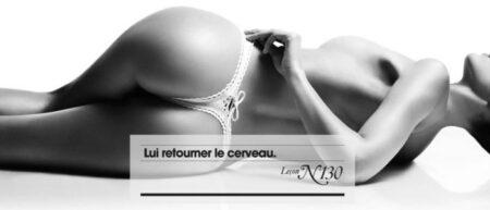 """Calendrier Aubade 2013. Leçon de séduction n°130 : """"Lui retourner le cerveau"""" - cover."""