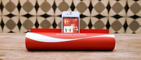 coca-cola-fm-transforme-magazine-amplificateur-audio-iphone