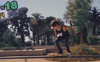 Level 99 Skater : le combo le plus puissant de l'histoire du skate!