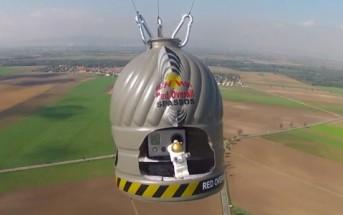 Parodie Red Bull Stratos en Lego Stop Motion [Humour]