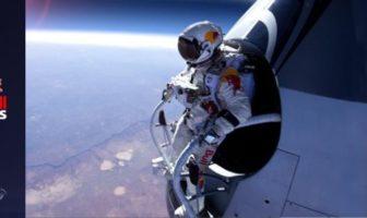 Red Bull Stratos : chute libre depuis l'espace en webcast le 8 octobre