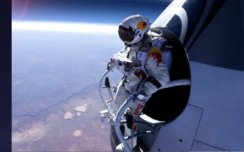 Red Bull Stratos : chute libre depuis l'espace en webcast le 14 octobre