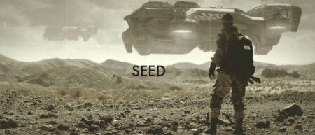 SEED : court-métrage futuriste de science-fiction sur la colonisation d'une planète en 2071. Réalisateur : Tyson Wale Johnston.