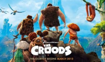 "Film d'animation ""The Croods"". DreamWorks 2013."