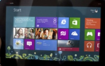 Windows 8 arrive le 26 octobre : publicité teaser