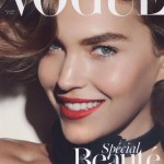Arizona Muse : couverture de Vogue Paris novembre 2011