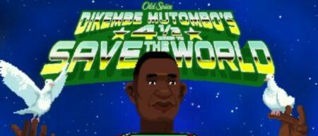 Old Spice Advergame en 8bit : sauvez le monde avec Dikembe Mutombo. Dikembe Mutombo's 4 1/2 Weeks to Save the World