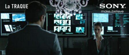 La traque : l'intelligence connectée par Sony : jouez les agents secrets comme James Bond et gagnez une Xperia Tablet S.