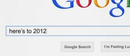 Google Zeitgeist 2012 : Rétrospective des mots clés les plus-recherchés en 2012.