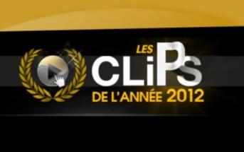 Les 35 meilleurs clips musicaux de 2012 en 8mn [Mashup Renier Mouthaan]