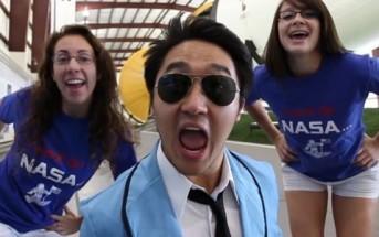 NASA Johnson Style : parodie de Psy Gangnam Style [étudiants NASA]
