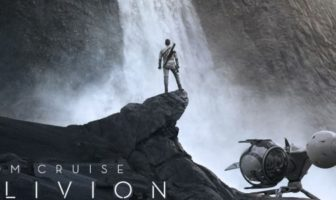 oblivion tom cruise cover