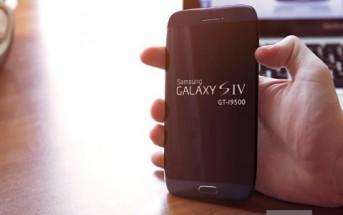 Vidéos du Samsung Galaxy S4 avec clavier laser et écran flexible